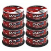 EUR 29,99 - Emtec DVD+R 4.7 GB / 120 min 16x, 200 stuks in 25 cakebox